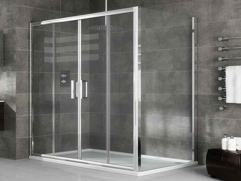 pintu shower sliding